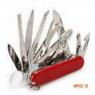 Free Shipping  91mm Folding Knife Stainless Steel Multi Tool Army Knives Pocket Hunting Ou