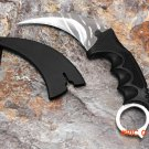 White CSGO Counter Strike Karambit Knife Outdoor Training Claws Camping Outdoor tools Resc