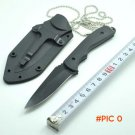 Secret Edge Straight Knives High Performance Camping knives Survival Fixed Blade Knife Div