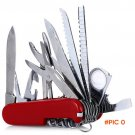 Premium Hot New Swiss 91mm Foldable Multifunctional Army Knives Outdoor Survival Camping T