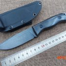 Newest Fox ADG Outdoor hunting knife fixed tactical knife D2 blade utility camping surviva