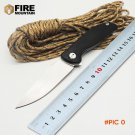 BMT Wild Boar F3 Tactical Camping Folding Knife 30 EVO Blade G10 Handle Pocket Flipper Out