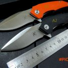 New sale  BEL IKBS System Fixed Bearing folding knife 9CR18MOV blade Camping survival pock