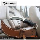 Imagey machete outdoor recreation hunting knives survival knife fixed rescue tool BC1122