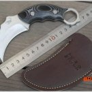 2015 Outdoor Karambit knife Hunting Knives Camping Tool Survival Tactical Knife Stainless