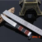 Hot  knife 52HRC Tactical hunting knife outdoor tools camping survival knife best gift fol