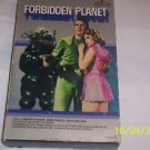 Forbidden Planet,VHS, Rare 1983 Oversized Flapbox Leslie Nielson Anne Francis