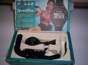 Polar Fitness Tracker Watch & Heart Rate Monitor set