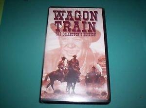 VHS Wagon Train Collector's Edition The Rex Montana & Benjamin Burns Episodes