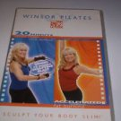 HARD TO FIND WINSOR PILATES SCULPT YOUR BODT SLIM (DVD) 20 MINUTE WORKOUT