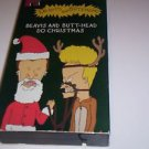 Beavis and Butt-Head DO CHRISTMAS (VHS) 1996 Stereo