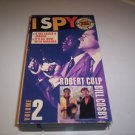 I Spy Volume 2, VHS,  2 Television Episodes  Bill Cosby  Robert Culp