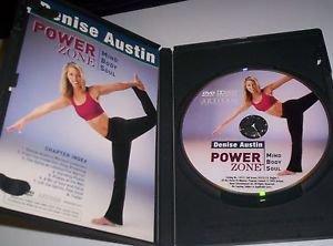 Power Zone: Mind, Body, Soul Denise Austin DVD