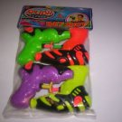 NEW Lot Of 4 Cyber Splash Water Squirt Guns NWT