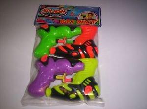 NEW Lot Of 4 Cyber Splash Water Squirt Guns NWT