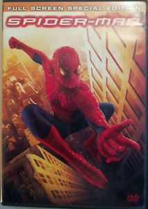 Spider-Man Full Screen Special Edition 2-DVDs