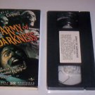 Evil Dead 3 Army of Darkness Bruce Campbell Horror THX VHS 1992 Vintage