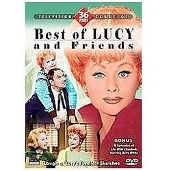 Best of Lucy and Friends (DVD, 2007, 4-Disc Set)