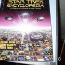 Star Trek: The Star Trek Encyclopedia : A Reference Guide to the Future (1994)