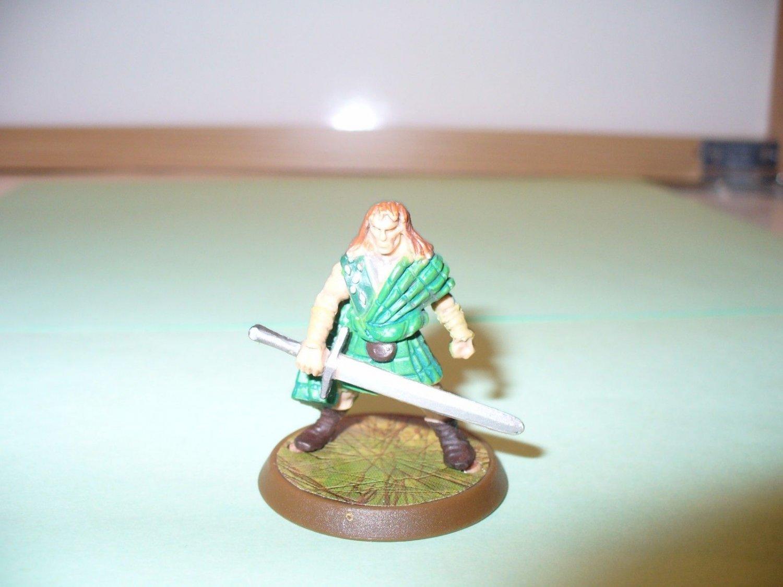 Heroscape Alastair Macdirk Jandar's Oath