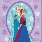 Frozen Elsa & Anna Twin Blanket