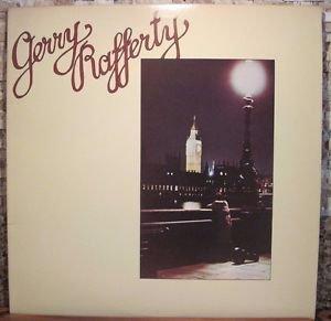 GERRY RAFFERTY Self Titled LP Visa 7006 1978 Folk Rock NM/EX