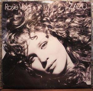ROSIE VELA ZAZU A&M SP 5016 LP PROMO NM/EX
