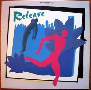 DAVID KNOPFLER Release Vinyl LP Record Album NM/EX