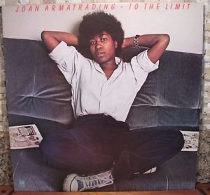 "JOAN ARMATRADING ""TO THE LIMIT"" LP 1978 NM/EX"