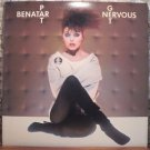 1982 Pat Benatar Get Nervous LP Album NM/EX