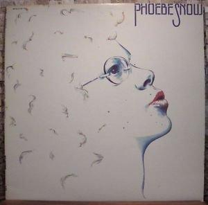 Original Vintage Vinyl LP Phoebe Snow Self Titled SRL52017 1974 EX/EX