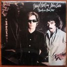 Daryl Hall and John Oates -BEST OFFER- Beauty on a Back Street LP Record EX/EX