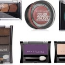 Wholesale Lot 100 Assorted Maybelline Eye Shadow - Various Lines & Colors - Resale
