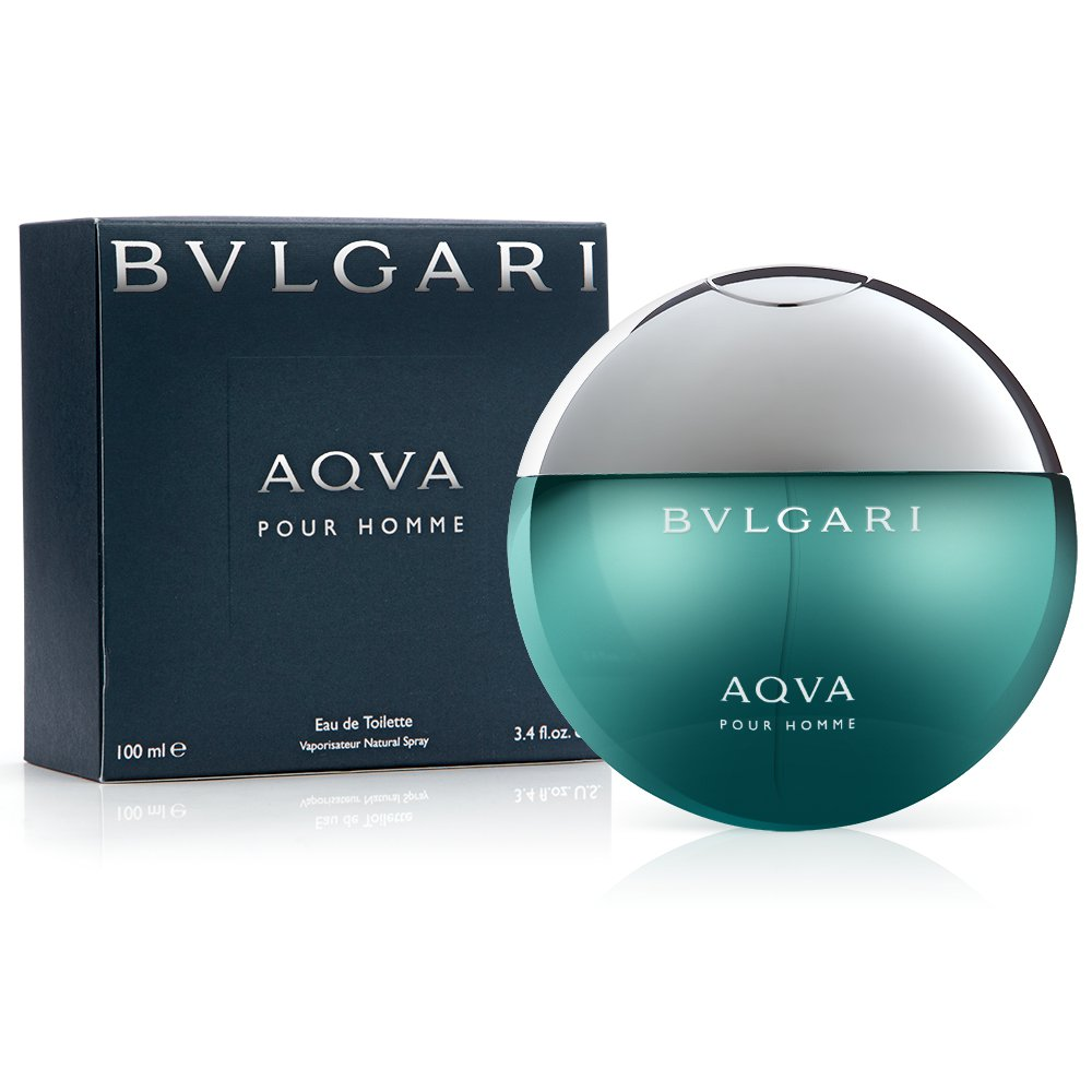 Aqva by Bvlgari - 3.4 oz EDT