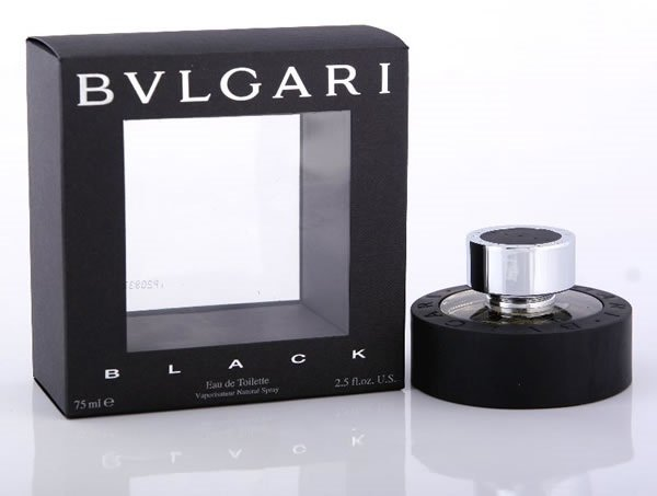 Bvlgari Black by Bvlgari - 2.5 OZ EDT