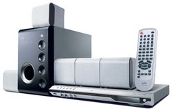 JWIN 5.1-Channel Progressive Scan DVD Home Theater System
