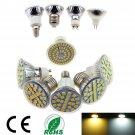 LED Spotlights Dimmable E14 E27 E26 GU10 MR16 SMD 3528/5050 Bulb Lamps Lights
