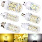 5 - 40W E27 E26 B22 GU10 E14 G9 E12 5730 SMD LED Corn Bulb Bright Lamp 110V 220V
