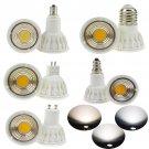 Ultra Bright LED COB Spotlight Dimmable E11 E12 E27 E14 GU10 MR16 15W Bulb Lamp