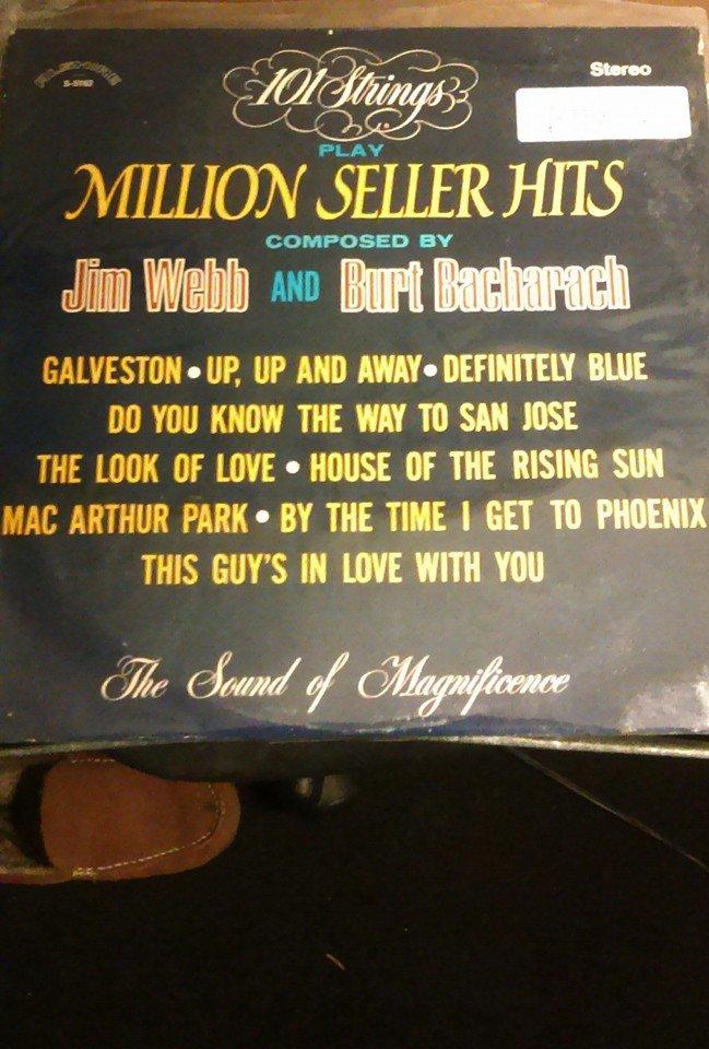 101 strings play million seller kits