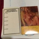 PlayBoy 1980 Appointment Calendar