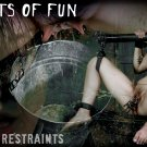 Infernal Restraints  Buckets of Fun  Mia Torro  Bondage