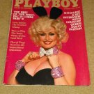 Playboy Magazine Oct. 1978 Country Queen Dolly Parton