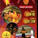 Desperate Dan's Show-Me Cam DVD vol.1 Show-Me vol.2 Night Cam