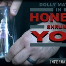 Infernal Restraints Honey, I Shrunk You! Dolly Mattel Bondage Dvd