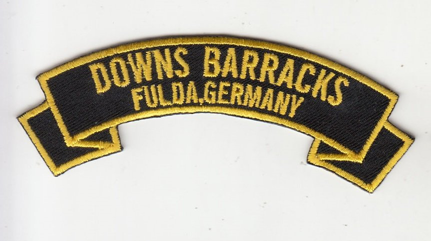 Downs Barracks (Fulda)