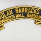 Dolan Barracks-preales mid feb 2018