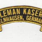 Coleman  Kaserne (Gelnhausen) presales mid feb