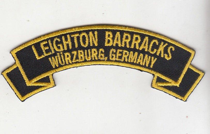 Leighton Barracks