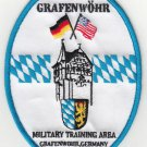 Grafenwoehr Training Area Patch